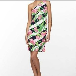 Lilly Pulitzer Madison Jumping the Line Dress